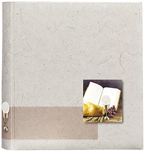 Zep cmc242420 - album fotografico per comunione, 40 pagine, 24 x 24 cm