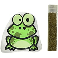 keekaboo gato juguete 74D & D Buzzy Frog # 402–416853
