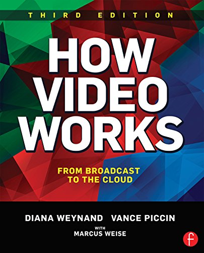 How Video Works: From Broadcast to the Cloud (English Edition)