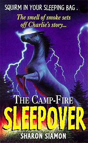 The camp-fire sleepover