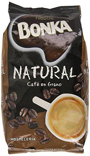 Bonka - Café en grano de tueste natural - 1000 gr.