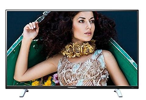 Thomson 32FA3103 81 cm (32 Zoll) LED-Fernseher (HD, Dual Tuner) [Energieklasse A+ to F]
