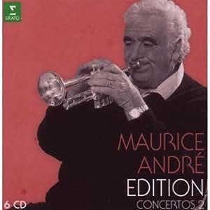 Maurice André Edition Vol.2  Concertos 2