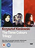 -Three Colours Trilogy. The [krzysztof kieslowski]