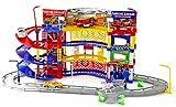 Nick and Ben Spielzeug-Parkhaus für Kinder Kinder-Garage Park-Garage für Kinder Autoparkhaus Parkhaus-Set