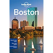 Lonely Planet Boston (City Guides)