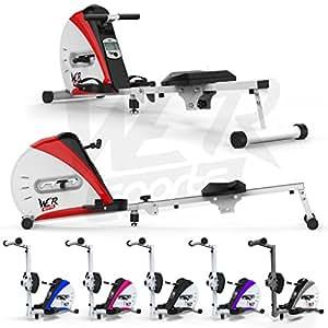 We R Sports Premium - Vogatore per esercizi casalinghi di cardiofitness