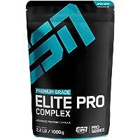 ESN Elite Pro Complex Protein – 1000g – Banana – Hochwertiges 4-Komponenten-Eiweißpulver mit wertvollen Aminosäuren…