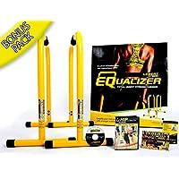 Lebert Fitness Ecualizador (Amarillo)