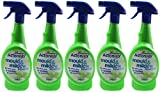 Astonish 5 Piece 750Ml Mould & Mildew Remover Bathroom Shower Kitchen Household Cleaner