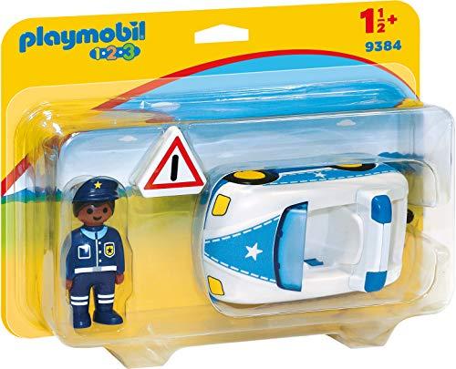 Playmobil 1.2.3 9384 Figura de construcción - Figuras de construcción,, 1,5 año(s), Niño/niña, 130 mm, 60 mm