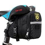 Waterproof Bike Saddle Bag / Seat Pack - Cycling Saddlebags Accessories Wedge Packs Pannier Storage Bag for Road Bike Mountain Bike MTB Bicycle