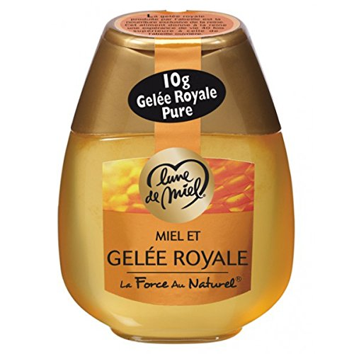 Famille Michaud Miel & Gelée Royale Honig mit Gelee Royal 250 Gramm