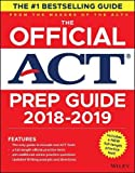 #10: The Official ACT Prep Guide, 2018–19 Edition (Book + Bonus Online Content)