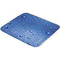 Kleine Wolke 5313769002, Kleine Wolke 5313769002 Duscheinlage Bubble, 55 x 55 cm, marineblau