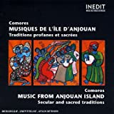 Comores-Music from Anjouan Island - Various Artists