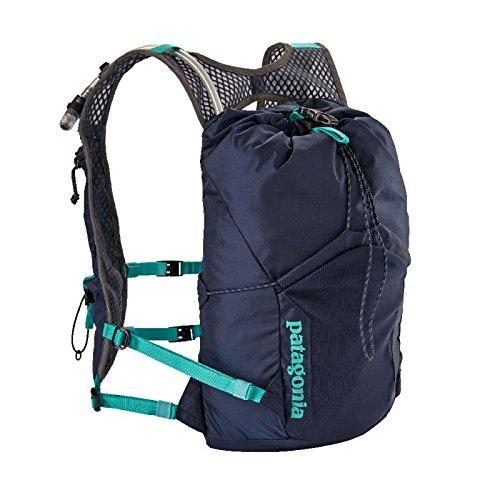 (Patagonia Unisex-Erwachsene Fore Runner Vest 10 Rucksack, Blau (Navy Blue W/Strait Blue), 36x24x45 centimeters)