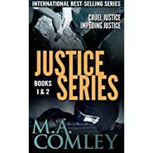 Justice Box Set Books 1 & 2: Fast paced thrillers (English Edition)