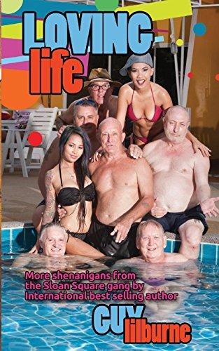 Loving Life by Guy Lilburne (2016-04-02)