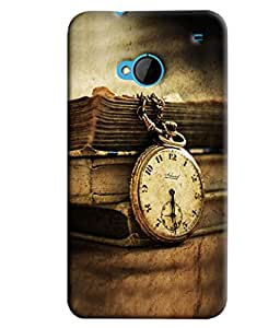 Clarks Printed Designer Back Cover For HTC One M7