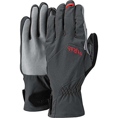 Preisvergleich Produktbild Rab Vapour-Rise Glove - Softshell-Handschuhe - grau - Gr. XS