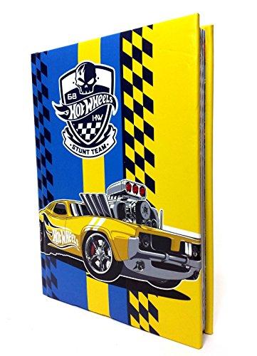 Tagebuch HotWheel Agenda Schule Standard gelb Original Kinder Angebot New 20 (Wheels Original Hot)