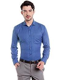Donear NXG Mens Formal Shirt_SHIRT-1269-GREEN