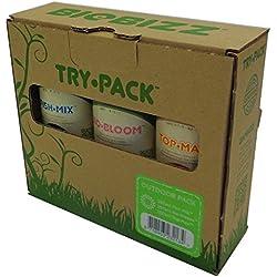 BioBizz try-pack Outdoor 3x 250ml