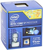 Intel Haswell Processeur Core i7-4770K 3.9 GHz 8Mo Cache Socket 1150 Boîte  (BXF80646I74770K)