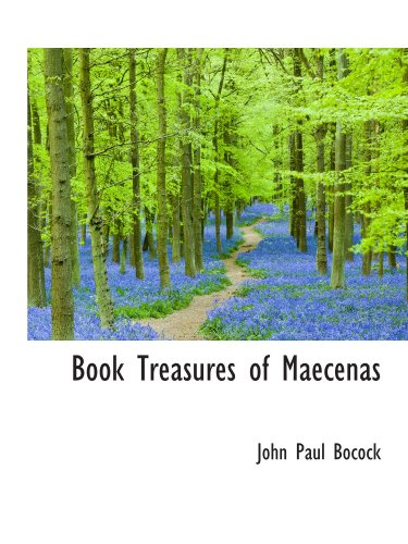 Book Treasures of Maecenas
