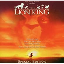 the lion king (special edition soundtrack)