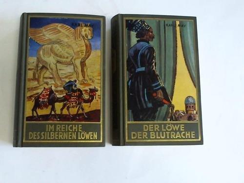 Der Löwe der Buchrache/Im Reiche des silbernen Löwen. 2 Bände