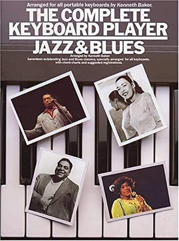 Complete Keyboard Player: Jazz and