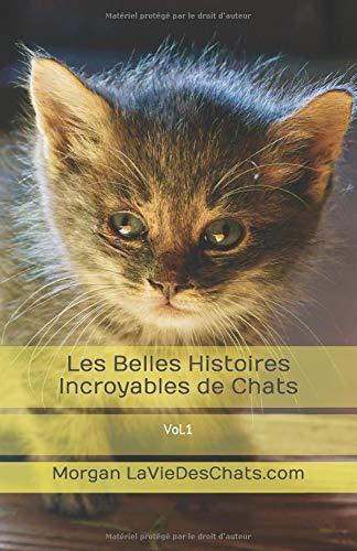 Les Belles Histoires Incroyables de Chats: Vol.1