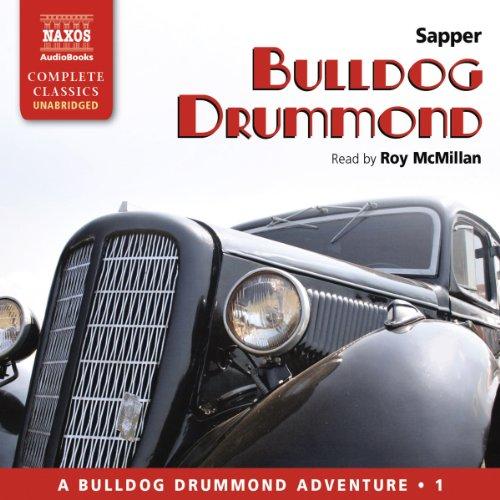 Bulldog Drummond  Audiolibri