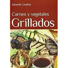 Carnes y Vegetales Grillados