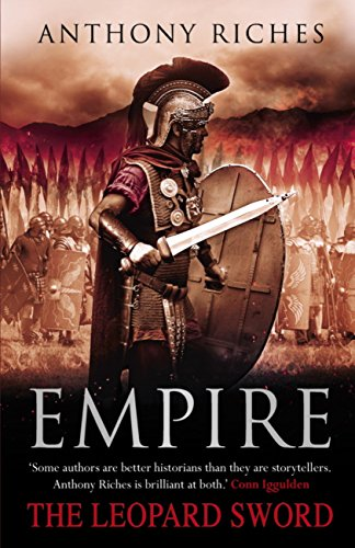 The Leopard Sword: Empire IV (English Edition) -