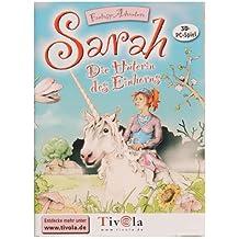 Sarah: die Hüterin des Einhorns