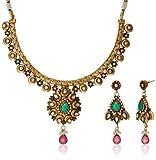 Bentex Kundan Necklace Set For Women nkk0031