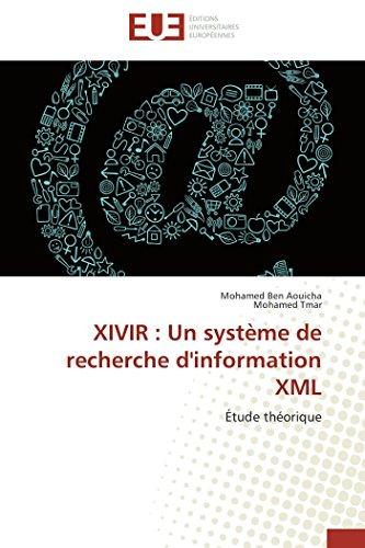 Xivir : un système de recherche d'information xml