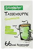 Seitenbacher Gesunde Tassensuppe Gemüse/Vegan, 12er Pack (12 x 20 g)