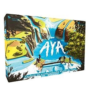 Asmodee HE613 Aya, Spiel