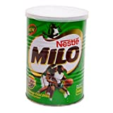 Nestle Milo Energy Cocoa Powder Drink 400 g (Pack of 3)