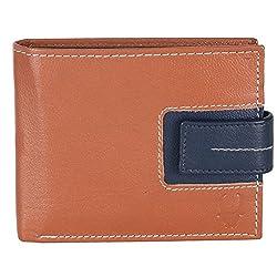 WildHorn wh6226 Tan mens wallet