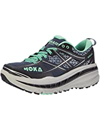 Hoka One , Chaussures de trail pour homme noir noir