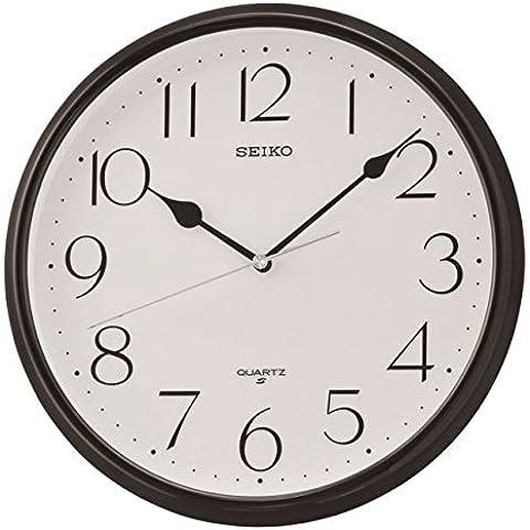 SEIKO Reloj de Pared QXA651K Gris