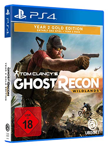 Tom Clancy's Ghost Recon Wildlands  - Year 2 Gold  Edition - [PlayStation 4]