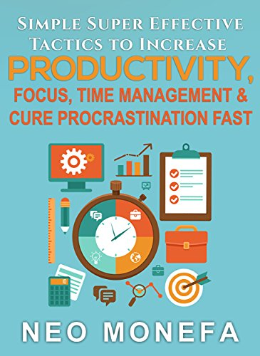 Amazon.fr - Productivity: Simple Super Effective Tactics to Increase Productivity, Focus, Time