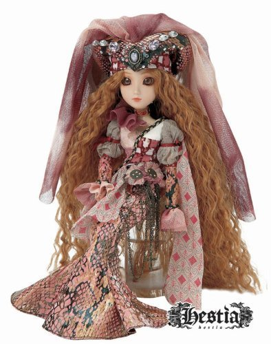 Hestia Ribon: Mikazuki no Yoru Doll by Jun Planning (Hestia Doll)