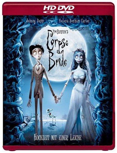 Corpse Bride - Hochzeit mit einer Leiche [HD DVD]